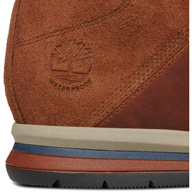 Timberland GT Rally Mid Leather WP Shoes Men brown
